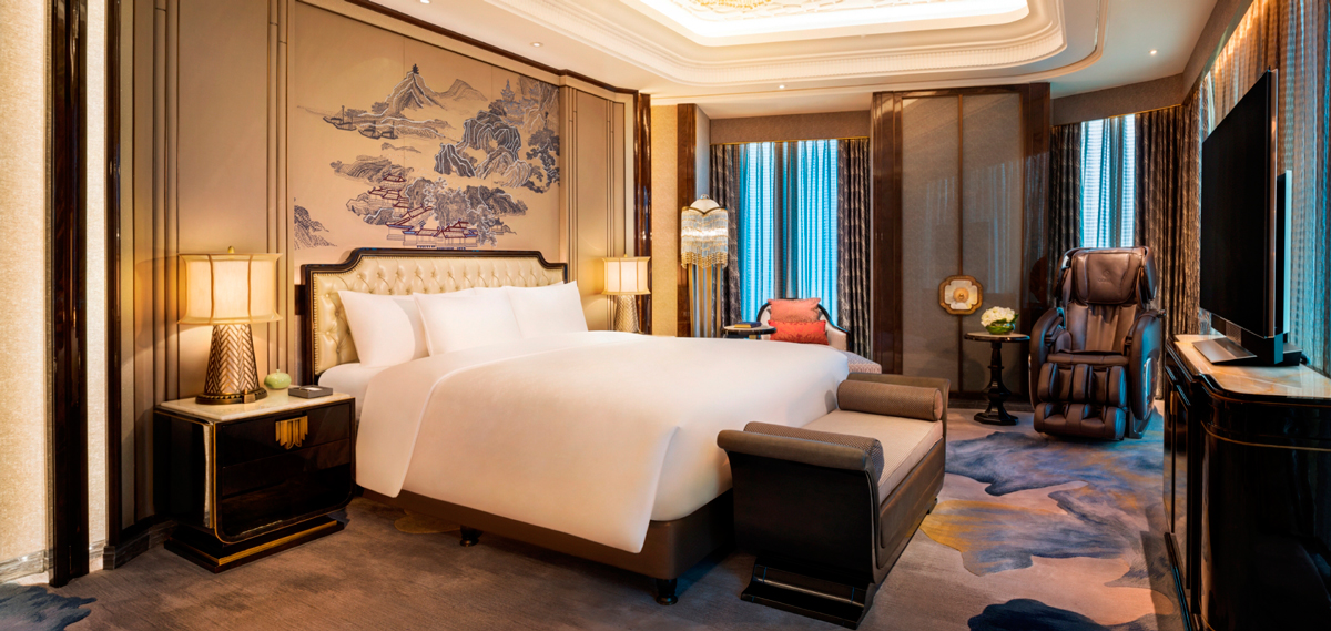 Customer Reviews:      Wanda Reign Chengdu Hotel  in Chengdu