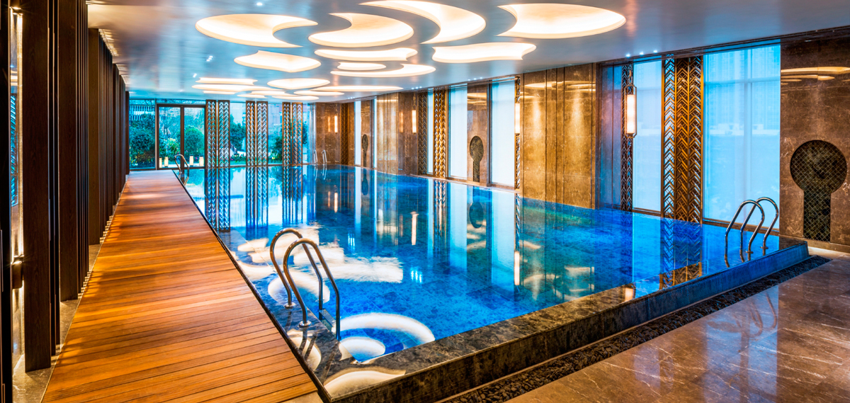 Activities:      Wanda Reign Chengdu Hotel  in Chengdu