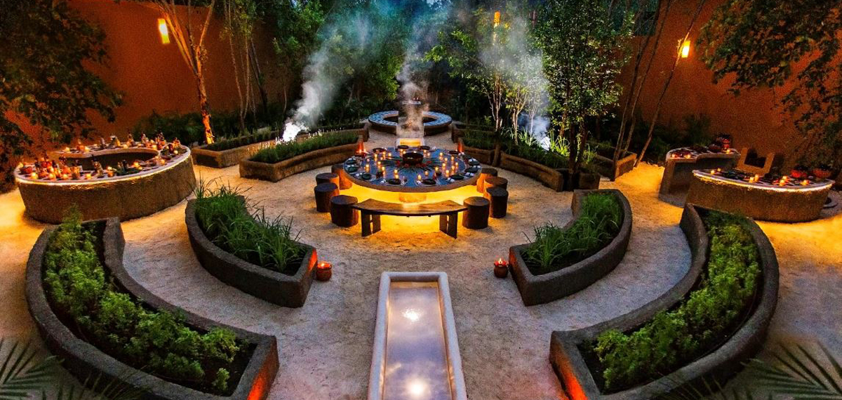 Activities:      Banyan Tree Mayakoba  in Playa del Carmen