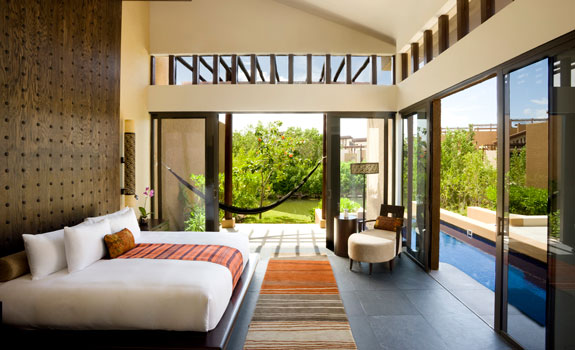 Banyan Tree Mayakoba  - Accommodations