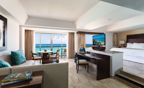 Grand Fiesta Americana Coral Beach Cancun  - Accommodations