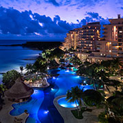 Book a stay with Grand Fiesta Americana Coral Beach Cancun in Cancun