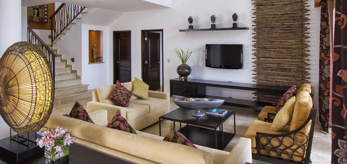 Accommodations:      Luxury Residences by Villa del Palmar Cancun  in Cancun