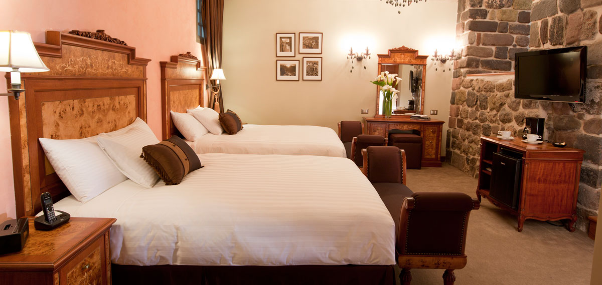 Special Offers:      Aranwa Cusco Boutique Hotel  in Cusco