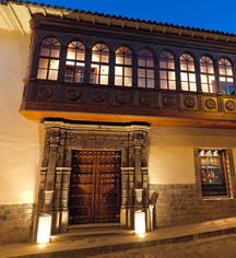 History:      Aranwa Cusco Boutique Hotel  in Cusco