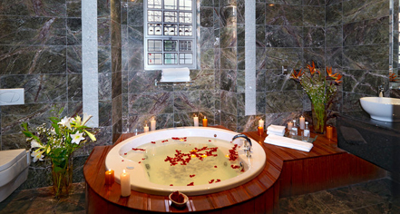 Spa:      Aranwa Cusco Boutique Hotel  in Cusco