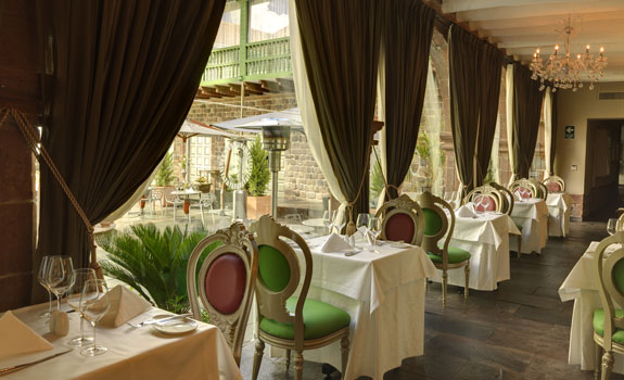Aranwa Cusco Boutique Hotel  - Dining