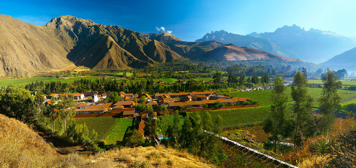 Aranwa Sacred Valley  in Urubamba