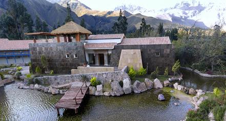 Local Attractions:      Aranwa Sacred Valley  in Urubamba