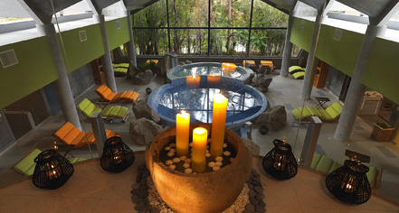 Spa:      Aranwa Sacred Valley  in Urubamba