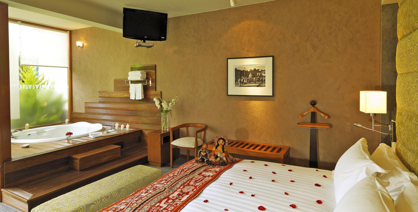 Image of guestroom Aranwa Sacred Valley, 1900, Member of Historic Hotels Worldwide, in Urubamba, Peru, Location Map