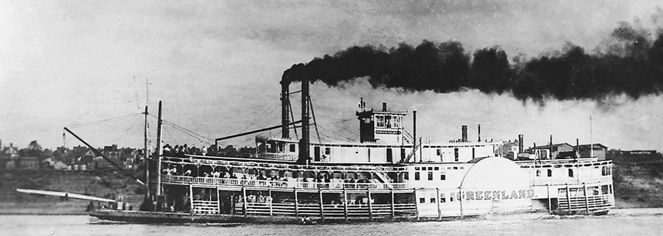 History:      American Queen Steamboat Company – Ohio & Tennessee River Cruises  in Cincinnati