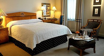 Accommodations:      The Cincinnatian Hotel  in Cincinnati