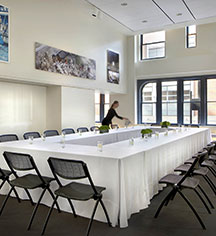 Meetings at      21c Museum Hotel Cincinnati by MGallery  in Cincinnati
