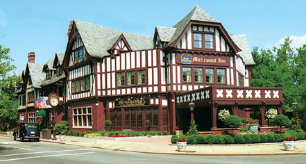 Dining at      Best Western Mariemont Inn  in Cincinnati