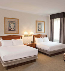 Accommodations:      Hilton Cincinnati Netherland Plaza  in Cincinnati