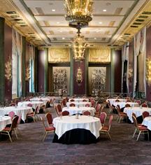 Meetings at      Hilton Cincinnati Netherland Plaza  in Cincinnati