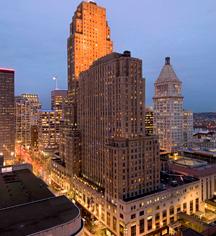 Hilton Cincinnati Netherland Plaza  in Cincinnati