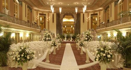 Weddings:      Hilton Cincinnati Netherland Plaza  in Cincinnati