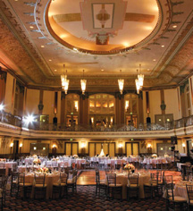 Weddings:      Hilton Cincinnati Netherland Plaza  in Cincinnati