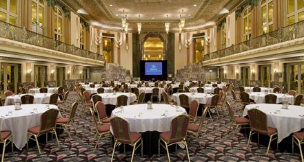 Meetings At Hilton Cincinnati Netherland Plaza In