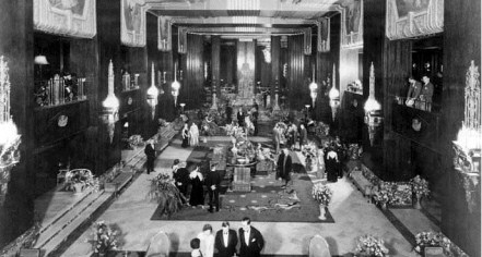 History:      Hilton Cincinnati Netherland Plaza  in Cincinnati
