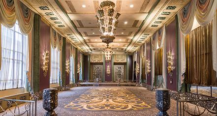 Events at      Hilton Cincinnati Netherland Plaza  in Cincinnati