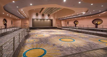 Venues & Services:      Hilton Cincinnati Netherland Plaza  in Cincinnati