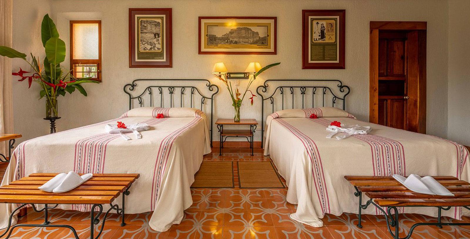 Image of Guestroom Interior, Hacienda Uxmal Plantation & Museum, Member of Historic Hotels Worldwide, Accommodations