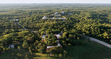 Local Attractions:      Hacienda Uxmal Plantation & Museum  in Uxmal