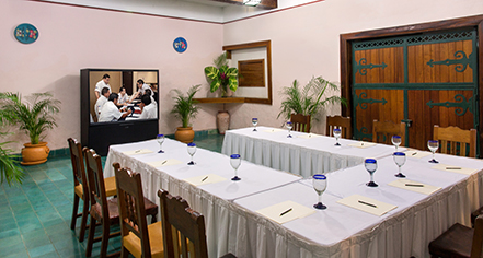 Meetings at      Hacienda Uxmal Plantation & Museum  in Uxmal