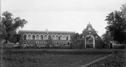 History:      Hacienda Uxmal Plantation & Museum  in Uxmal