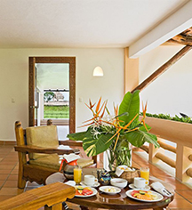 Accommodations:      Mayaland Hotel & Bungalows  in Chichen Itza