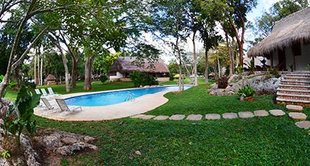 Activities:      Mayaland Hotel & Bungalows  in Chichen Itza