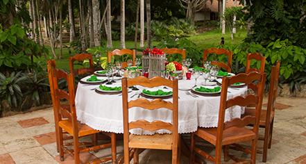 Weddings:      Mayaland Hotel & Bungalows  in Chichen Itza