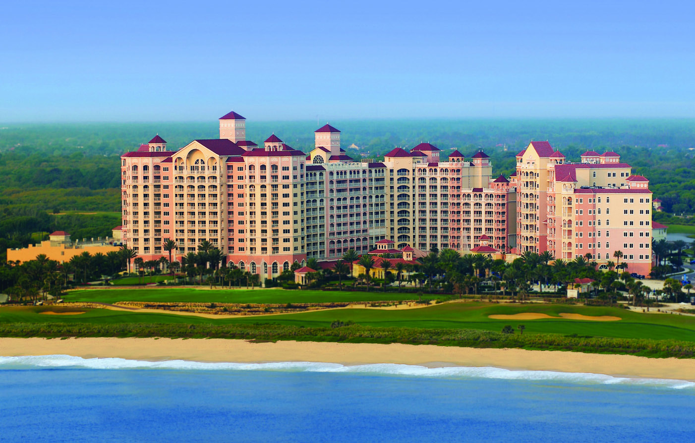 Hammock Beach Resort Exterior