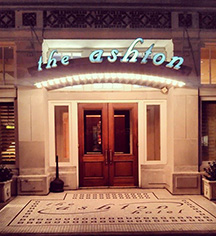 The Ashton Hotel  in Fort Worth