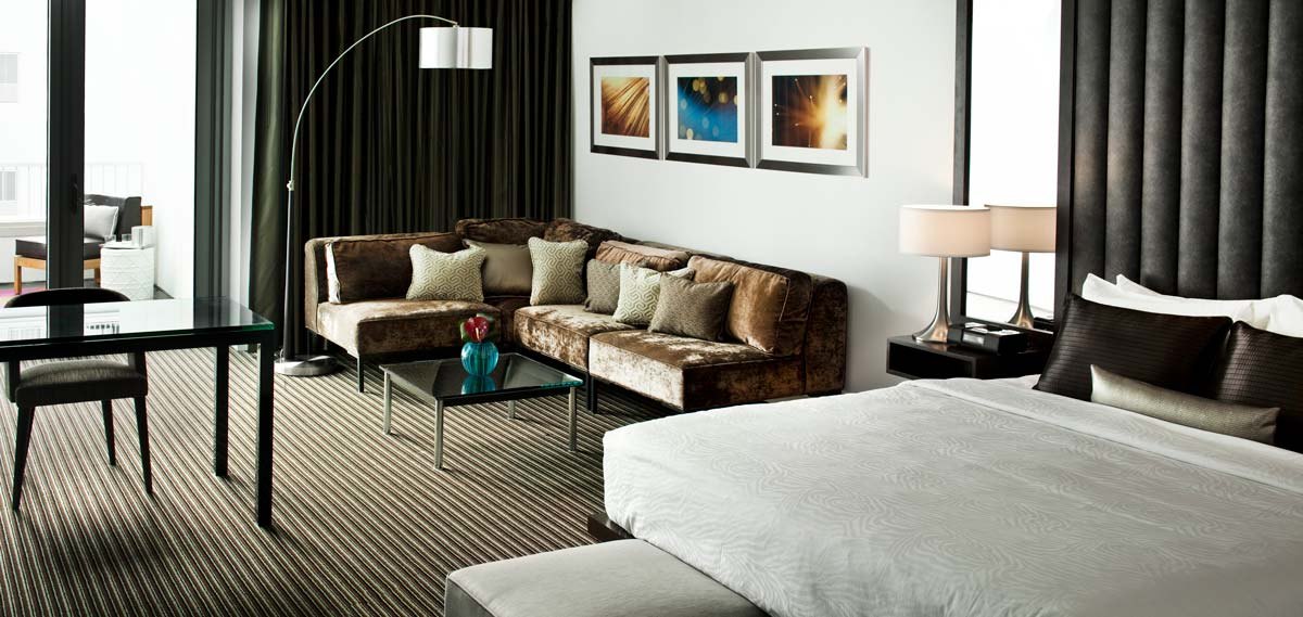 Accommodations:      Hotel Lumen Dallas  in Dallas