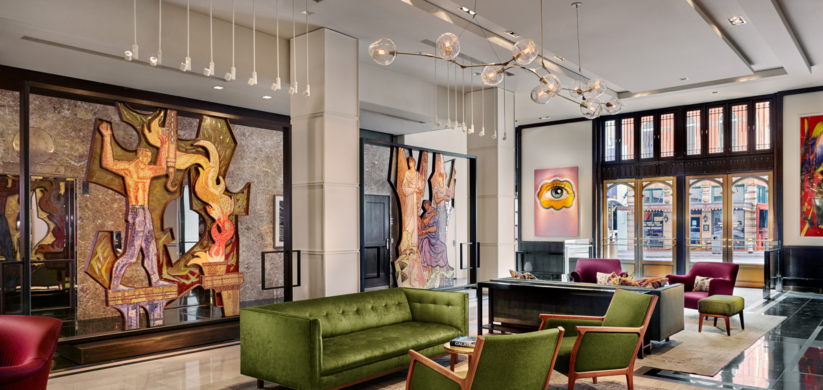 The joule hotel in dallas preferred hotels resorts