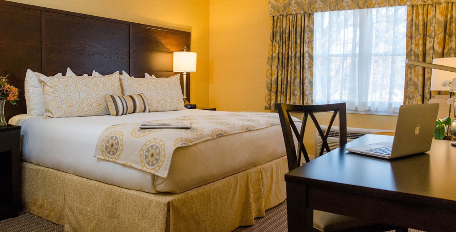 Image of Guestroom at the Airlie, 1899, Member of Historic Hotels of America, in Warrenton, Virginia, Location Map