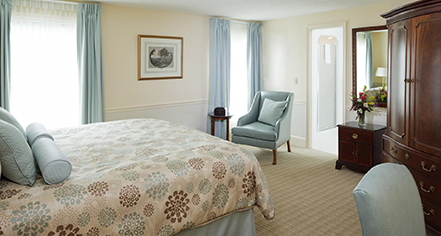 Accommodations:      Airlie  in Warrenton