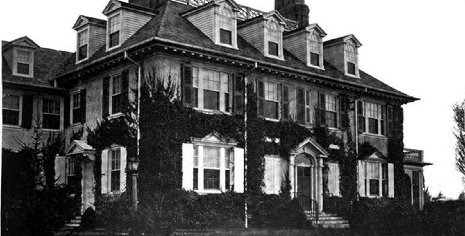 Image of Historic Hotel Exterior of Airlie, 1899, Member of Historic Hotels of America, in Warrenton, Virginia, Discover