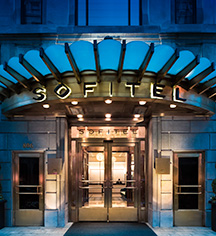 History:      Sofitel Washington DC Lafayette Square  in Washington