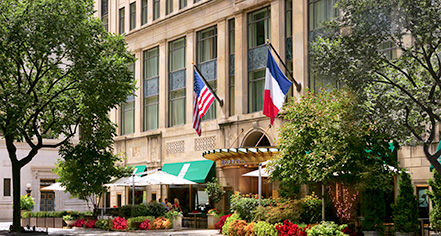 Local Attractions:      Sofitel Washington DC Lafayette Square  in Washington