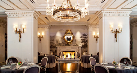Dining at      The Jefferson, Washington, DC  in Washington