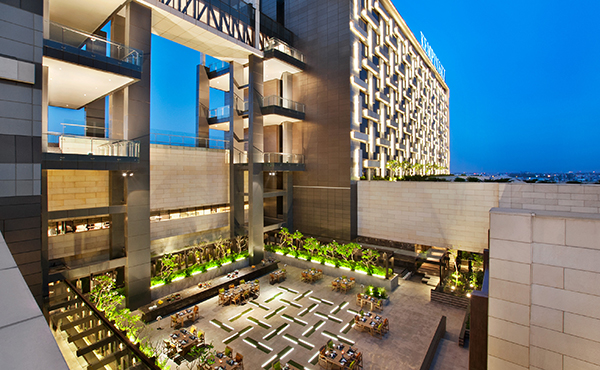 Customer Reviews:      The Leela Ambience Convention Hotel New Delhi  in Delhi