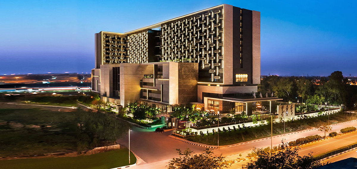 The Leela Ambience Convention Hotel New Delhi  in Delhi