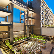 Book a stay with The Leela Ambience Convention Hotel, Delhi in Delhi