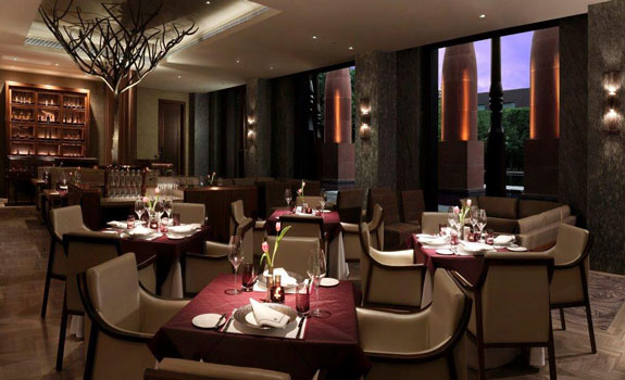 The Roseate New Delhi  - Dining