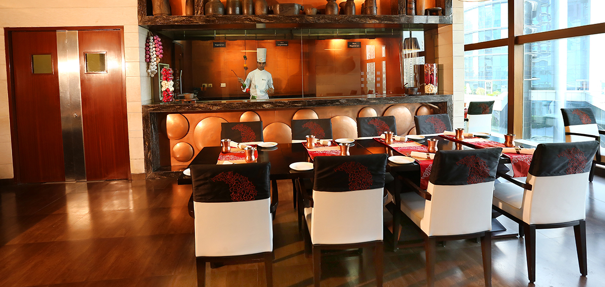 Dining:      Fortune Select Excalibur  in Gurgaon
